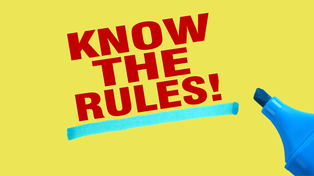 Chatbots - know the rules